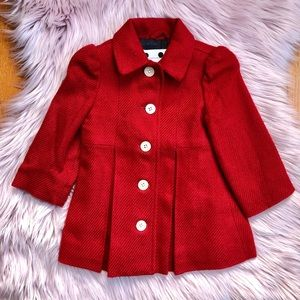 ❤️Red Coat Kids❤️(Free With Any Item Purchase)